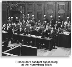 nuremberg trials trial prosecutors