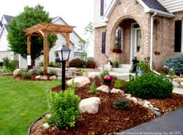 Small Picture Front Yard Landscaping Ideas 2016 Pictures And Plans Top 25 Best