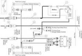 western plow wiring diagram search images wiring kits plow parts western fisher plows