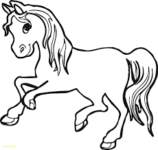 Announcing Horse Picture To Color Horses Coloring Pages Free 15190