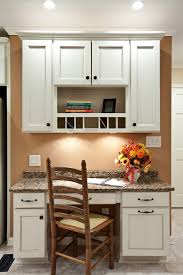 Kitchen Desk Cabinet Kitchen Traditional With Area Rug Bell Kitch Cabinets  For Built In Desk