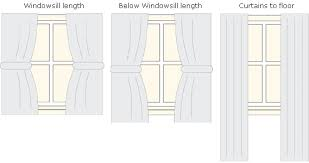standard curtain lengths. Bright And Modern Standard Curtain Lengths Widths Ideas R