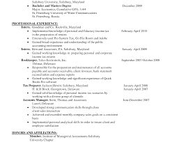 Senior Staff Accountant Resume Sample Staff Accountant Resumele Template Experienced Example Best Entry 22