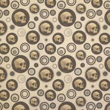 image is loading gothic human skull kraft present gift wrap wrapping