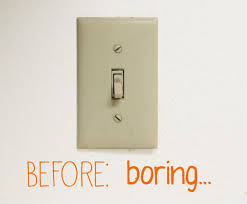 light switch covers. Apieceofrainbow7-1w Make Designer Switchplates | A Piece Of Rainbow Light Switch Covers