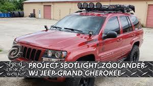 Spiral Design Works Wj Project Spotlight Zoolander Wj Jeep Grand Cherokee