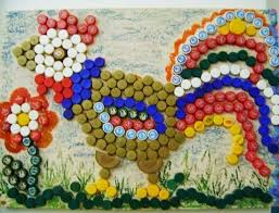 Bottle Cap Decorations 100 Best Recycle Plastic Crafts Images On Pinterest Plastic 52