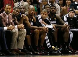 Miami Heat  LeBron James Needs Erik Spoelstra More Than Ever Heat Bench