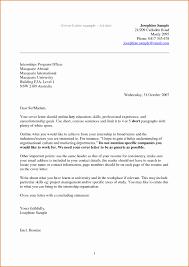 15 Lovely Gallery Of Resume Interest Letter Resume Format Example