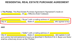 blank real estate purchase agreement free residential real estate purchase agreements word