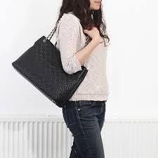 ChelseaGardensUK   Rakuten Global Market: Tory Burch TORY BURCH ... & Tory Burch TORY BURCH bags ladies tote bag MARION QUILTED CHAIN-SHOULDER  SLOUCHY TOTE black Adamdwight.com