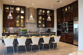 Glass Front Kitchen Cabinets Kitchen Cabinets With Glass Doors Matrix Cabinet Glass Kitchen