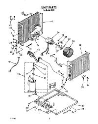whirlpool heat pump wiring diagram whirlpool image whirlpool r243 outside air conditioner heat pump parts and on whirlpool heat pump wiring diagram