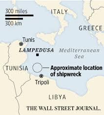 Hundreds Of Migrants Believed Dead In Shipwreck Off Libya Wsj
