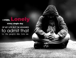 Beautiful Lonely Quotes Best of I Feel Lonely Every Single Day Of My Life But I'm Ashamed To