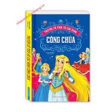 Sách - Truyện cổ tích về các nàng công chúa (bìa mềm) giảm chỉ còn 71,250 đ