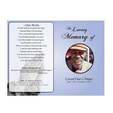 free funeral program templates memorial pamphlet under fontanacountryinn com