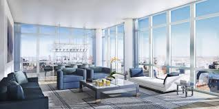 Luxury Apartments New York City Moinian Building Sky New York
