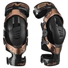 Evs Knee Brace Size Chart Evs Axis Pro Knee Braces Copper Black Pair