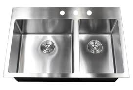 Kitchen Sinks At The Home DepotStainless Steel Double Kitchen Sink