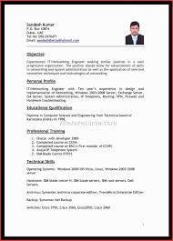 Best Ccna Model Resume Contemporary Entry Level Resume Templates