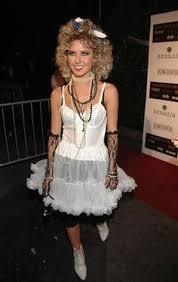 Superior Audrina Partridge   Madonna   Fancy Dress Up Halloween Costume