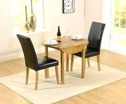 small dining table set for 2 small dining sets for 2 drop leaf dining table and