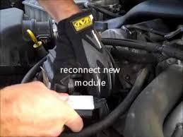glow plug module change 3 0l jeep grand cherokee 2007