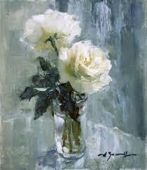 alexander zimin | Flower painting, Floral painting, Flower power art