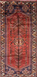 exclusive persian rug runner 3x7 shiraz