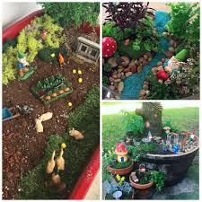 gnome garden village ideas for yard