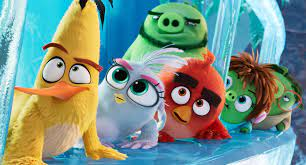 Review: The Angry Birds Movie 2
