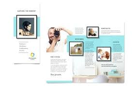Microsoft Web Page Templates One Page Brochure Template Word Creative Design Templates For Your