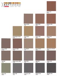 27 Factual Lanxess Color Chart