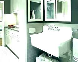 Utility Sink Cabinet Laundry Room Sinks And Cabinets With Kit Abs A37
