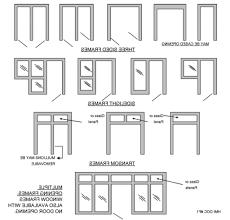 Decorating hollow metal door frames pictures : Mind Boggling Door Details Hollow Metal Door Frame Details Design ...