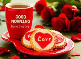 good morning my love es