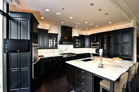black kitchen cabinets with white marble countertops. Brilliant Kitchen Black And White Marble Countertops Incredible Dark Cabinets Countertop  Picture Of Kitchen Cabinet With Home Design Throughout C