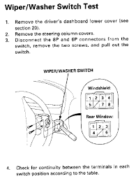 wiper motor wiring question honda tech attached images