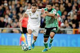 Real Madrid Play Real Betis to 0-0 Draw After VAR Negates Eden Hazard Goal  | Bleacher Report | Latest News, Videos and Highlights