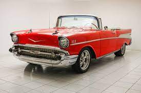 Chevrolet Bel Air Convertible No Reserve 1957 Catawiki
