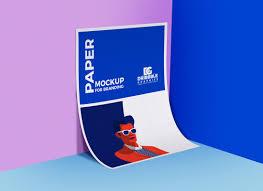 Best Design Mockups 26 Best Free Paper Mockups For Your Modern Designs 2019