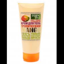 """Отзывы о <b>Крем для тела</b> Organic shop """"<b>Тропический</b> MANGO"""""""