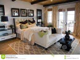Modern Luxury Bedrooms Modern Luxury Home Bedroom Royalty Free Stock Photo Image 4653795
