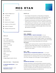 Virtual Resumes Resume Writing Design Samples Services Resume By Nico