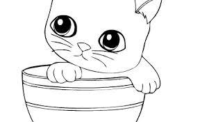 Online Kleuren Kat Speel Nu Gratis Online Kleuren Kat Spelletjes
