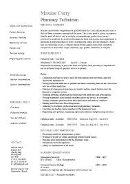 Pharmacy Technician Resume Examples Unique Pharmacy Assistant Resume Tech Resume Sample Pharmacy Assistant