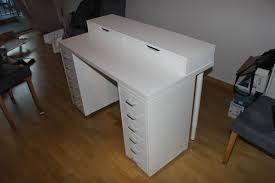 blackup desk ikea dressing table brown malm an affordable black makeup desk ikea black makeup table