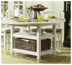 Kitchen Tables For Small Areas Kitchen Picturesque White Small Kitchen Table With Round Top And