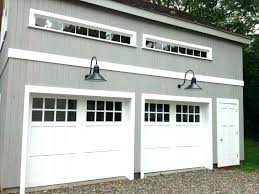 how much is a garage door opener installed automatic garage door opener installation cost carriage doors